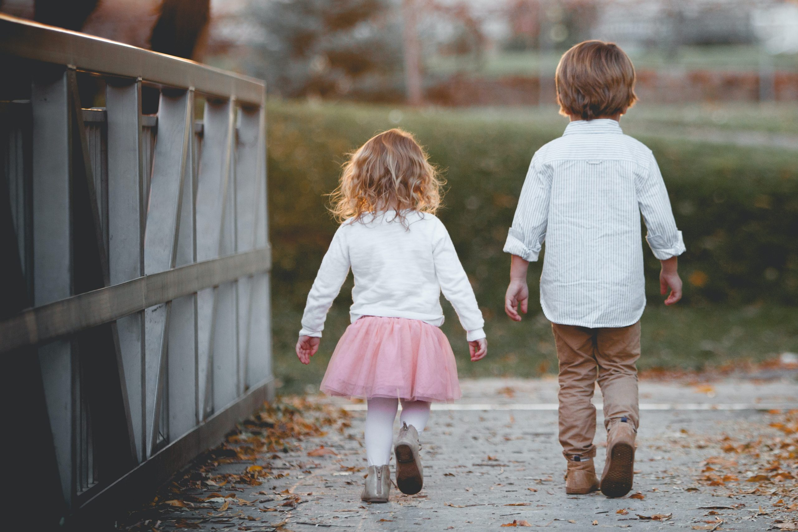 kevin-gent-DIZBFTl7c-A-unsplash- small kids walking